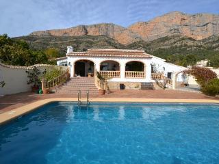 Villa Calma, Montgo, Javea