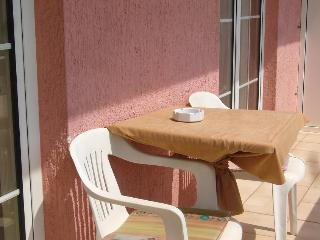 Apartment Campi Rab 2 for 4 with balcony