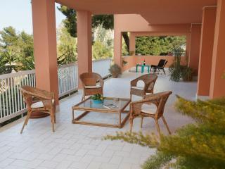 Pace e relax con vista sul mare di Mondello