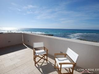 Mediterranean sea view apartment, Trapani