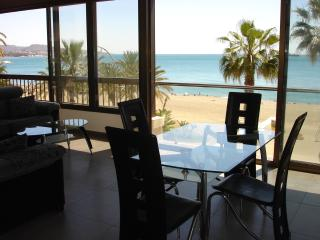 Exceptional view on Malaga's most exclusive beach