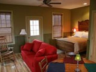 The Mill House:  Pet Friendly Cabin