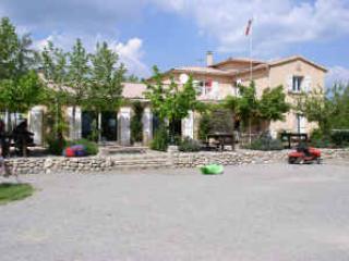 chambres d hôtes chez Gustou Hautes alpes Sisteron, Laragne-Monteglin