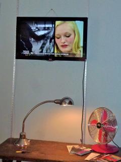 tv de la chambre d'hôtes