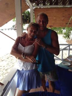 The owners Des and Jill wish you a fantastic vacation at Sunrise Villa