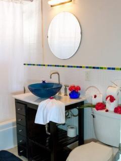 House Bathroom on Upper Level.