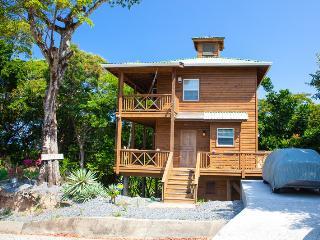 Tree House on Linda Vista Drive, West Bay