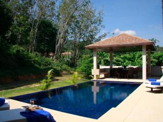 CRYSTAL:  4 Bedroom, Private Pool Villa near Beach