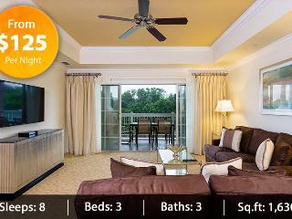 Cabana Court Dream - Brand New Luxury Modern Furniture 3 Bed Condo in Reunion Resort, Reunión