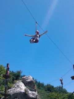 Parque de aventuras Urbasa-Abentura