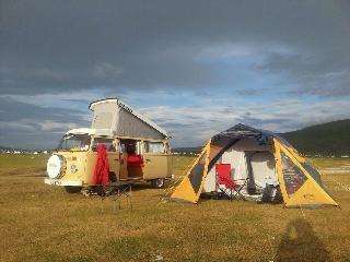Dunrunnin camper hire