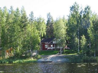 Lakeside House in Karelia, Vuonislahti