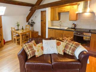 Y DOWLOD, romantic, luxury holiday cottage, with a garden in Trawsfynydd, Ref 4119