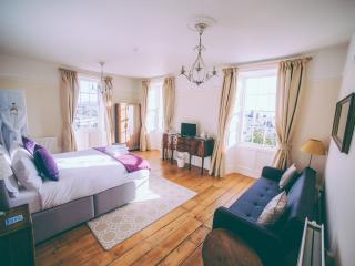 Regency luxury with sea views in Lyme Regis