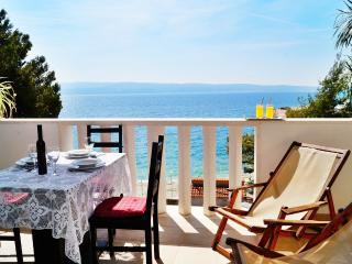 Marinero 2 beach apartment sea view, Spalato