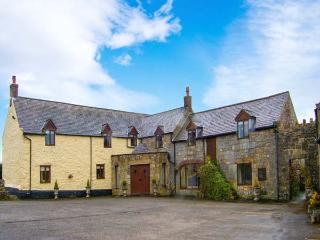TYN Y COED FARM, open fire, country views, piano, WiFi, pet-friendly property near Treuddyn, Ref. 921020
