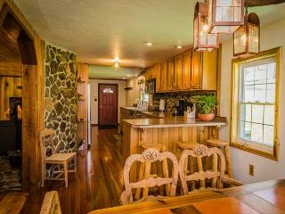 Beautiful 3 Bedroom Lodge located IN Ohiopyle State Park!