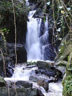 Cascada del río Lourido