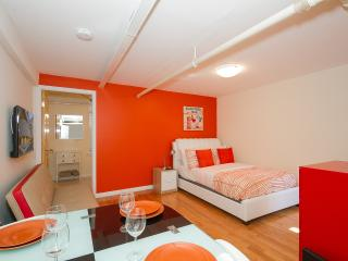 Stylishly Modern Flat 13-15min to Time Square, New York