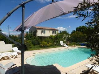 Villa pays d'aix avec piscine cloturée, Meyrargues