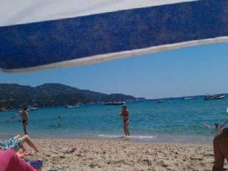 Direct Access to Beach Apt Studio Cote d'Azur