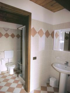 Every apartment has the  bathroom with shower and bidet, air conditioning and equipe kitchen.