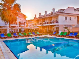 1BR Apart Golden Life-BLUE GREEN at Calis Beach-1, Fethiye