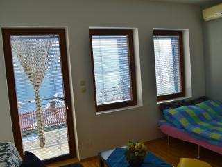 Black Apartment (Villa Ohrid)