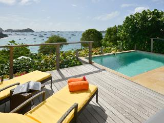 Charming Caribbean-style bungalow in Corossol WV PSL, St. Barthelemy