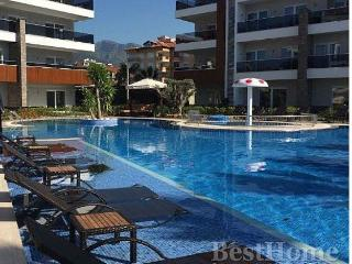 Luxury duplex - private garden jacuzzi, Alanya/Oba