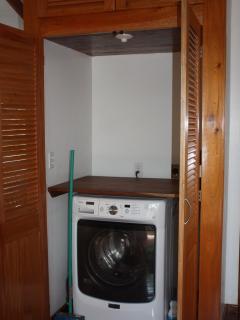 Washing machine available