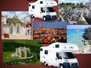 Puglia Camper Van Rental