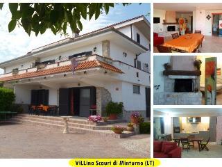 casa vacanza villa in affitto, Scauri