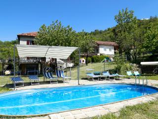 Characteristic holiday home, Piedmont near Barolo