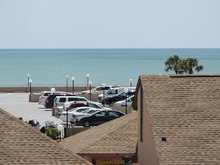 Ocean-view condo, many updates,E-207.Two bedroom Two bath condo - sleeps 6.