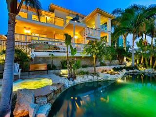 Luxury Family Home - Private Pool, Spa w/ Ocean & Sunset Views!