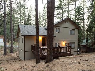 4BR Professionally Decorated Mountain Retreat, Private Hot Tub, Home Theatre