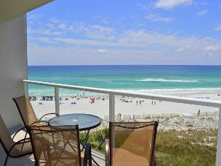 Beachside II 4252 -Enjoy free golf, fishing & more, directly beachfront condo