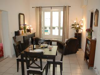 Apartment in Town Center - Large Sunny Terrace, L'Isle-sur-la-Sorgue