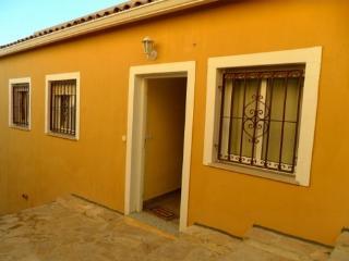 Casa El Racó, Relleu