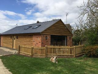 2 bed pet friendly barn in the Cotswolds
