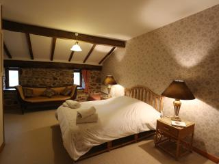 Le puy double room. Bed and breakfast farm house with pool, Nontron