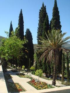 Jardín Nazarí. Vélez