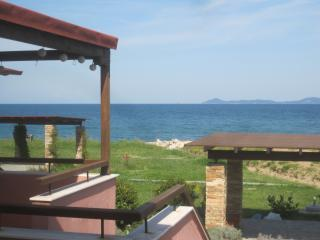 Beach house 50m from the sand!, Ierissos