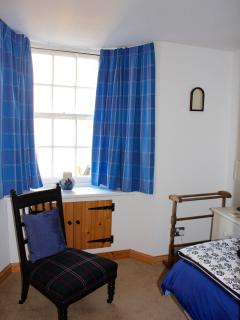 Cosy first floor bedroom