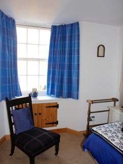 Cosy first floor bedroom