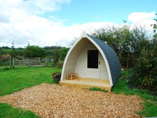 Camping pod nr cockermouth, western lake district