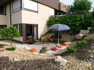 Vacation Apartment in Muellheim - 484 sqft, 1 living room / bedroom, max. 3 people (# 7827)