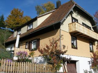 Vacation Apartment in Triberg im Schwarzwald - 700 sqft, 2 bedrooms, max. 4 people (# 8027)