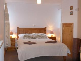 Ground Floor Double Bedroom with En-Suite Shower Room.